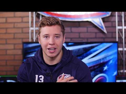 Cam Atkinson talks about his contract extension