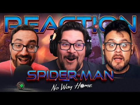 Spider-Man: No Way Home - Official Teaser Reaction