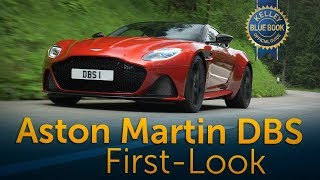 2019 Aston Martin DBS Superleggera - First Look
