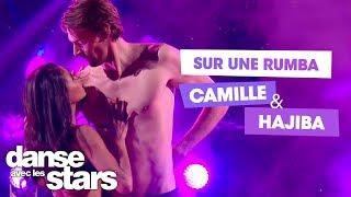 DALS S08 - Camille Lacourt et Hajiba Fahmy pour une rumba sur