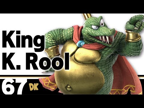 67: King K. Rool – Super Smash Bros. Ultimate