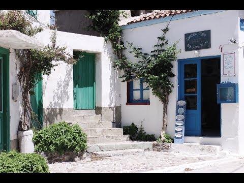 ☆  TRAVEL VLOG / Mijn persreis op Lesbos #1 ☆