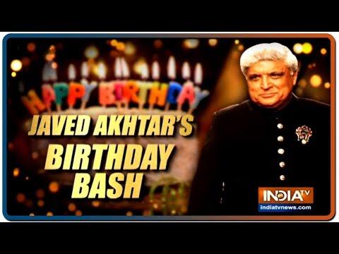Shah Rukh-Gauri Khan, Deepika, Katrina Kaif and others attend Javed Akhtar's 75th birthday party