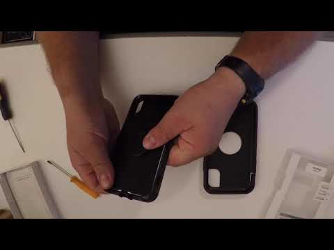 iPhone X Otterbox review
