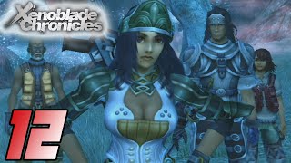 Let's Play Xenoblade Chronicles (Wii) Part 12 - SATORL MARSH IS PRETTY