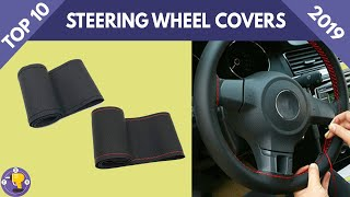 Steering Wheel Cover -Top 10 Latest Collection 2019 (NEW)