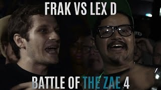 Lex D vs Frak hosted by Caustic #BOTZ4