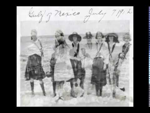 Old Panama City Beach - The Early Years - 30's through 50's