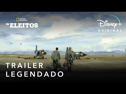 Os Eleitos   Trailer Oficial Legendado   Disney+