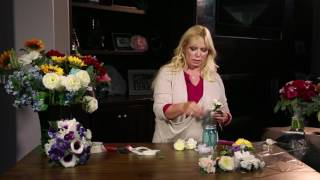 Silk Corsages and Boutonnieres