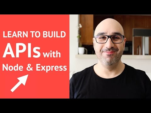 Express.js Tutorial: Building RESTful APIs with Node and Express