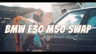 Lets Begin | BMW E30 M50 Swap