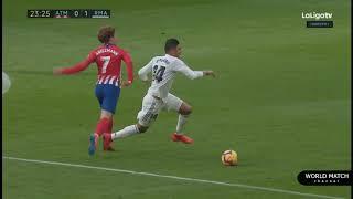 видео: Атлетико Мадрид 1-3 Реал Мадрид