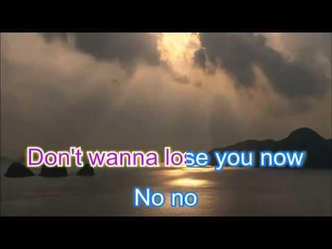 I dont wanna lose you lyrics backstreet