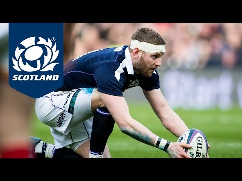 HIGHLIGHTS   Scotland v Wales - RBS 6 Nations