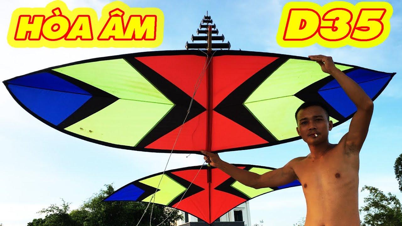 Anh khách từ Nam Định sang Thái Bình test và mua diều | Fly a kites | Phương PV