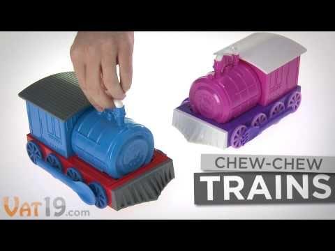 Chew-Chew Train Dinner Set