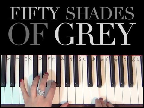 Crazy In Love - Fifty Shades of Grey | Easy PIANO TUTORIAL