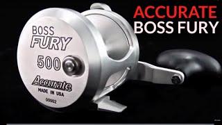 Accurate Boss Fury Reels