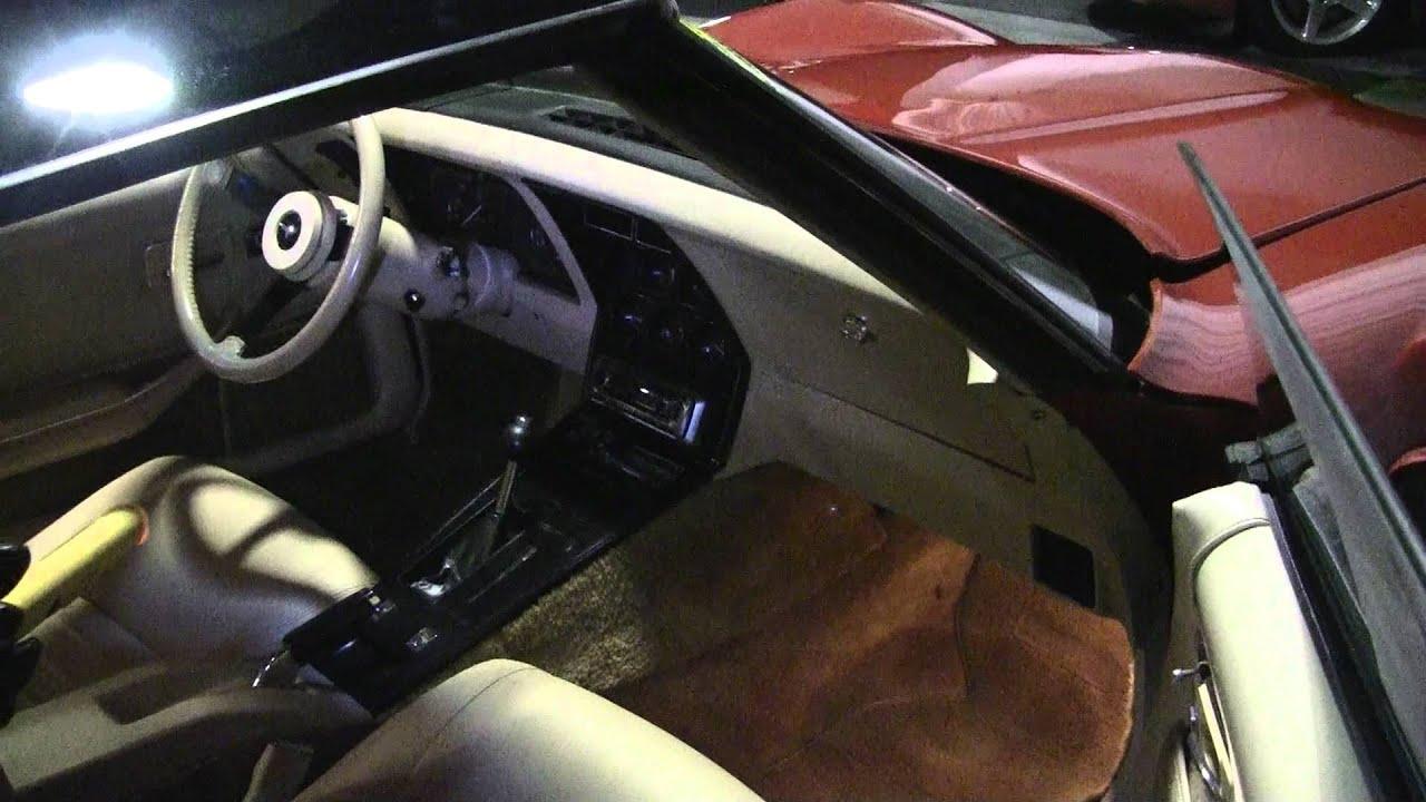 C3 Corvette Custom Interior >> 1980 Corvette - YouTube