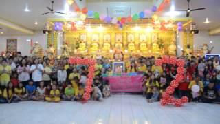 [祝賀師尊72歲仙壽影片] 印尼 - 三尊雷藏寺