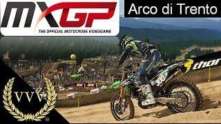MXGP PS4 Gameplay - Italy - Arco di Trento