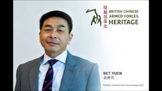 Ching Leung Yeung Audio Interview