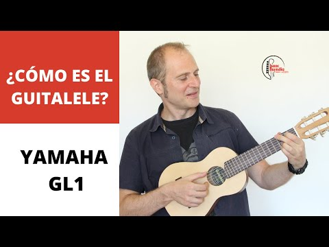 👉 Qué es y cómo suena el GUITALELE de Yamaha GL1 🎸