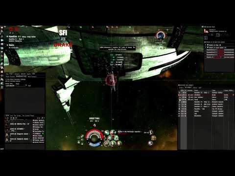 EVE ONLINE PVP - Newports War