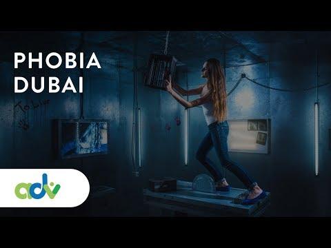 Phobia Escape Games, Dubai | UAE 2019