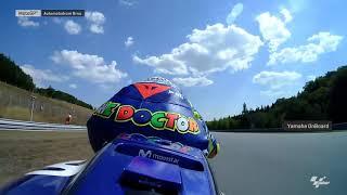 Czech GP: Yamaha OnBoard