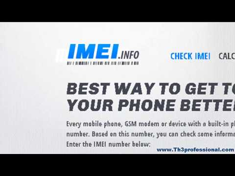 كيف تحصل على معلومات دقيقة عن اي هاتف فقط من خلال IMEI
