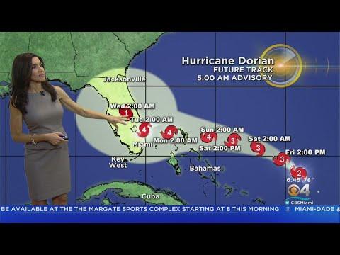 CBSMiami.com Weather 8/30 8AM