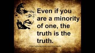 Top 10 Mahatma Gandhi Quotes