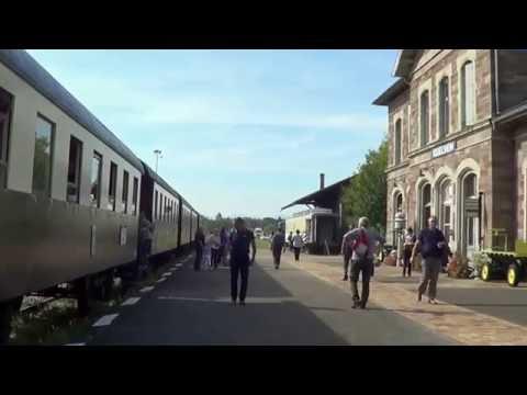 Train touristique Volgelsheim