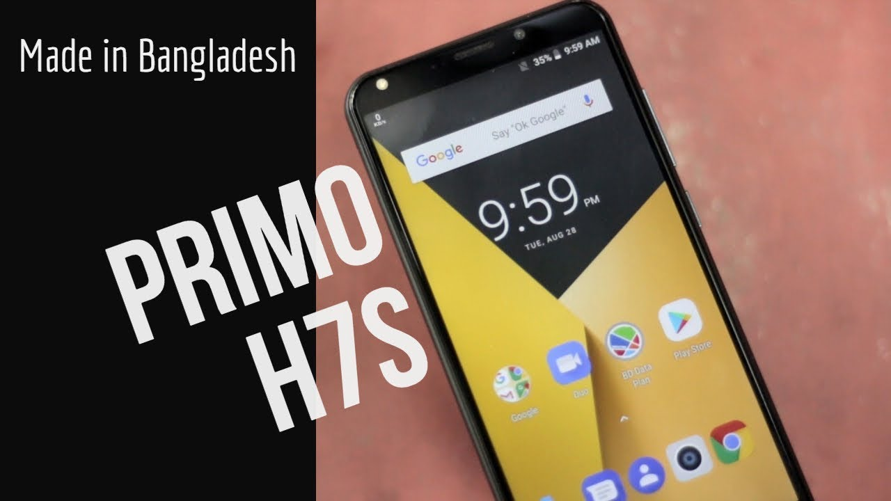 Walton Primo H7s Hands on Review