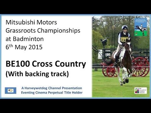 Cross Country v2: Mitsubishi Motors BE100 Grassroots Championship