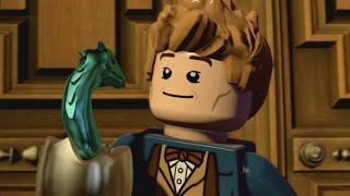 LEGO Dimensions - Fantastic Beasts 100% Guide #1 - Accruing Interest (All Minikits)
