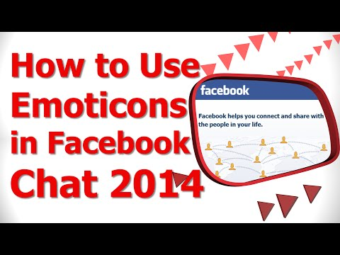 How to Use Emoticons in Facebook Chat