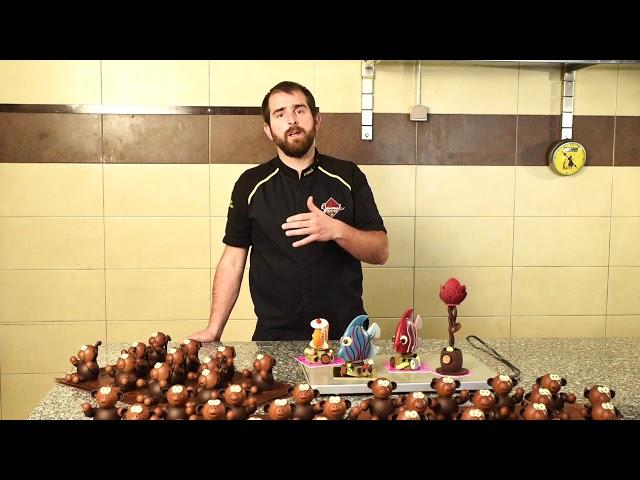 Vernissage de Pâques Jouvenal 2020 - Comment devient on chocolatier ? 5/11