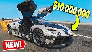das *NEUE* 10.000.000$  AUTO IN GTA 5!