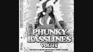 DJ V - Stronger - Phunky Basslines Vol 15