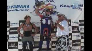 Personal Watercraft Champion Dustin Motzouris 2001 Profile