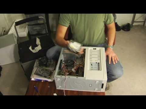 assemble computers