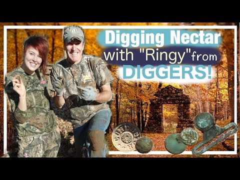 Digging Nectar with