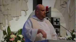 Misje Ewangelizacyjne - PEŁNA HOMILIA dla seniorów i chorych z dnia 2013.10.09 o. Adam Szustak OP