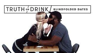 Blind(folded) Dates | Truth or Drink | Cut