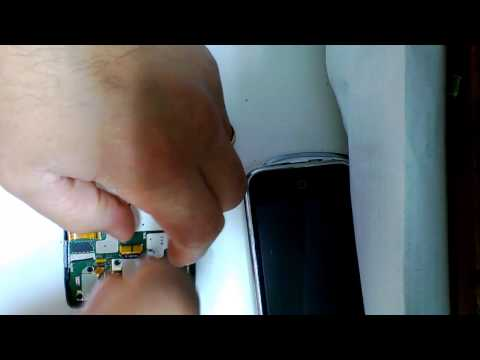 Desmontando Smartphone Motorola Razr HD XT925