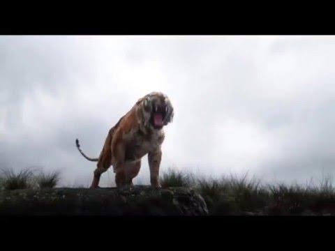 Jungle jungle baat chali hai old song HQ/HD mixing - jungle book 2016 fan made