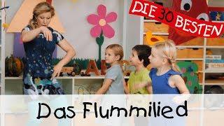 Das Flummilied - Singen, Tanzen und Bewegen || Kinderlieder